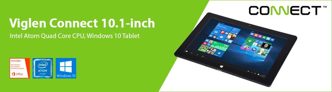 Viglen Connect 10.1-inch Cheapest Tablet Intel Atom, 32GB ...