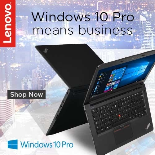 Lenovo Thinkpad E470 & E570