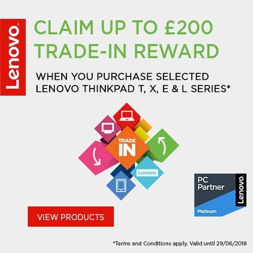 Lenovo Trade-in
