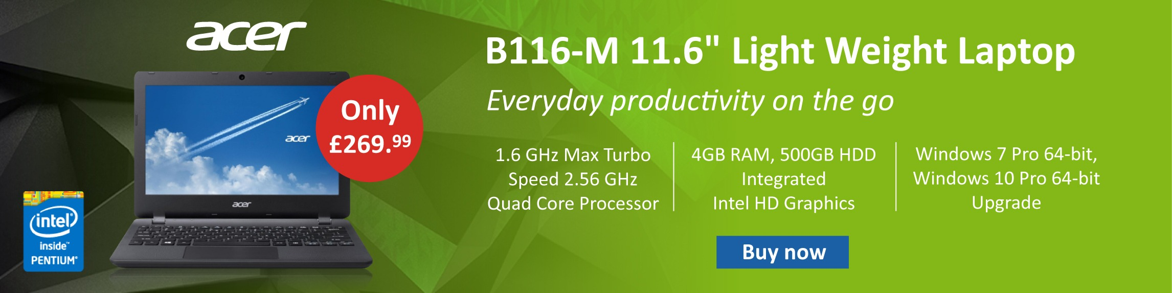 Acer B116-M