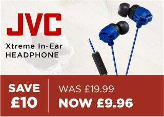 JVC In-Ear Headphone