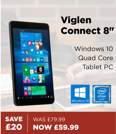 Connect 8 Tablet