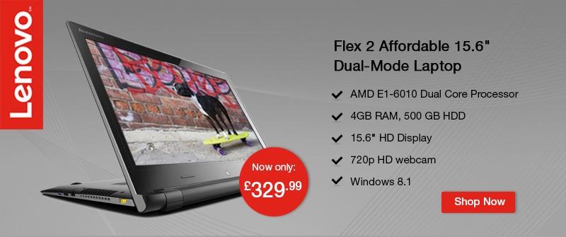 Lenovo Flex 2 15D