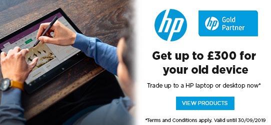 HP Trade up
