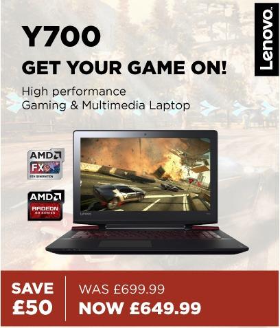 Lenovo Gaming Laptop