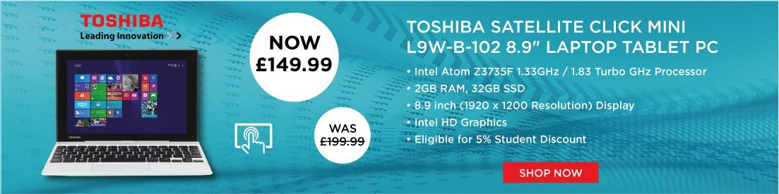 Toshiba Click Mini