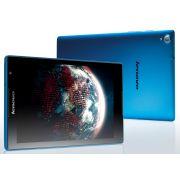 Lenovo S8-50 8-inch Tablet Intel Atom Z3745 1.86 GHz, 2 GB RAM, 16 GB eMMC -Blue