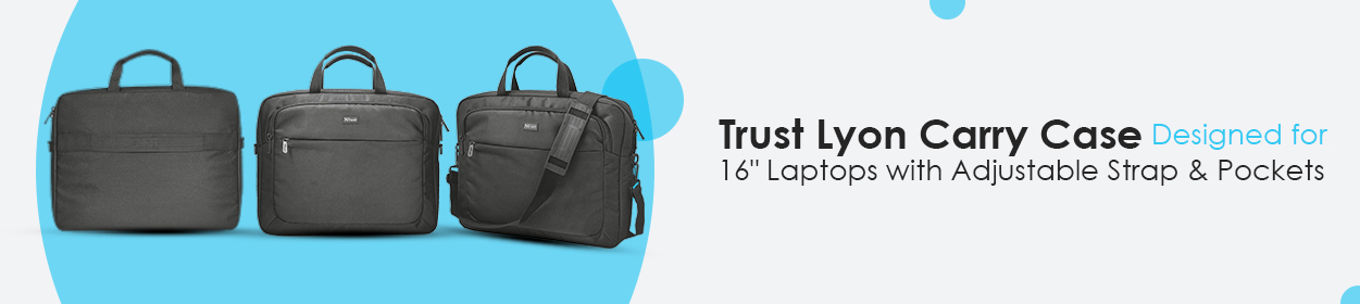 Trust Lyon Carry Case