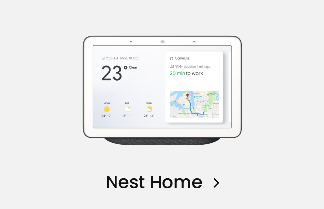 Google Nest Home