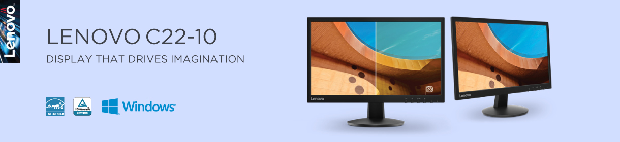 Lenovo Monitors
