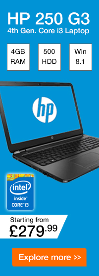 Hp-250-G3 Core i3 4th Genration Laptop