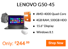 Lenovo G50-45 Laptop
