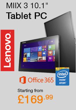 Lenovo Miix 3 10.1 Inch