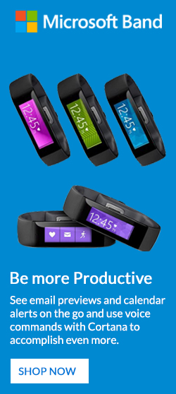 Microsoft Band Windows